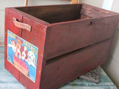Beyond The Picket Fence: Opret en Crate