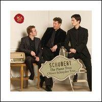 The piano trios. Oliver Schnyder Trio