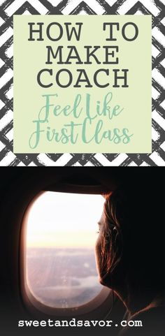 We've heard the same tips about bringing your own snacks and loading up with entertainment, here are new ways on how to make coach feel like first class. Europe Travel Tips, Travel Advice, Travel Quotes, Travel Hacks, Budget Travel, Travel Articles, Travel General, Asia, International Travel Tips