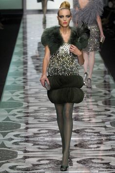 Из лучшего: Valentino осень -зима 2008-2009 COUTURE: великолепные вечерние наряды от Маэстро моды