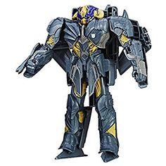 Amazon.com: Transformers MV5 Turbo Changer Megatron Action Figure: Toys & Games