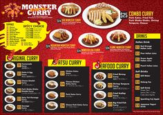 Monster Curry Singapore