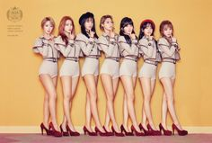 AOA drops teaser images for first studio album! | allkpop.com