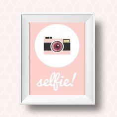 Selfie - téléchargeable instantanément. Beaucoup de gens aime eux donc cest une déclaration de selfie pour vos murs - que ce soit dans votre cuisine, le salon ou le Bureau !  ** Fichier numérique offerts en ligne ** Frame et papier non inclus.  PAS dattente pour le facteur que ces images sont disponibles pour télécharger électroniquement et instantanément ! Ainsi couper de temps dattente, cela permet déconomiser les coûts outre-mer dimpression et de livraison...  (* Possibilité de livraison…