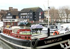 docklands de Londres