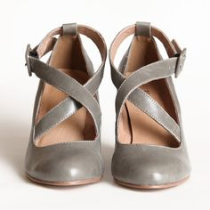 grey wedges