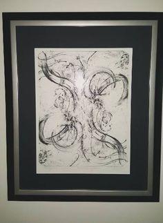 "Saatchi Art Artist Twyla Gettert; Printmaking, ""Meditation Reflection- Limited Edition 1 of 1"" #art"