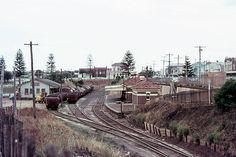Portland, Vic, Jan 1968. All gone now. Greg Fitzgerald photo.