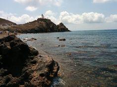 El Corralete. Cabo de Gata