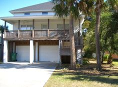 House vacation rental in Tybee Island, GA from VRBO.com! #vacation #rental #travel #vrbo