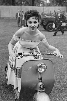 Nostalgia fotos antiguas de motocicletas