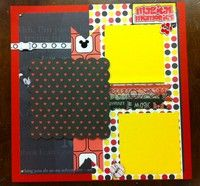 A Project by rebeccasgarden from our Scrapbooking Gallery originally submitted 04/18/13 at 07:44 AM