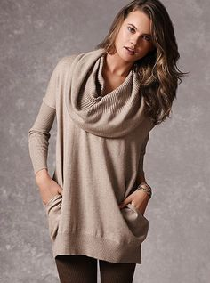 Multi-way Tunic Sweater #VictoriasSecret http://www.victoriassecret.com/clothing/all-sweaters/multi-way-tunic-sweater?ProductID=77598=OLS?cm_mmc=pinterest-_-product-_-x-_-x