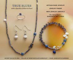 love Sundance jewelry & Sundance Catalog!