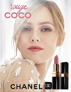Vanessa Paradis  Rouge COCO Chanel