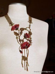 Veta's Art with Beads: Poppies / Маки