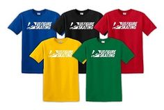 84371959e Destination Sochi Club Team T-shirt (Olympic ring colors)