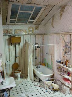 1 | Tatty Bathroom