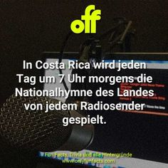 17 erstaunliche Fakten über Costa Rica Okinawa Japan, Random Facts, Fun Facts, Trivia, Costa Rica, Countries, Michigan, Saxophone Sheet Music, Sardinia Italy