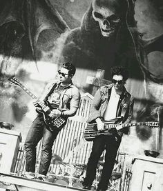 Zacky & Syn...Avenged Sevenfold