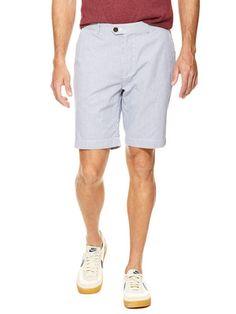 Jack Spade Tatum Pinstripe Shorts