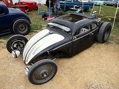 Rat Rod VW Bug