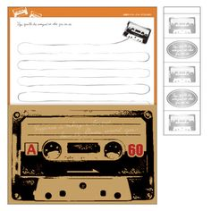 キュートレター 38317 カセット