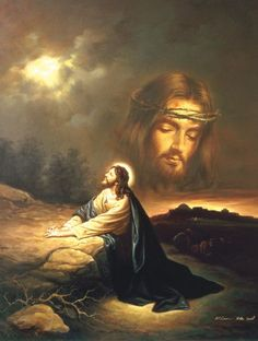 Browse a wide selection of Easter gifts and gifts for Lent to help loved ones commemorate the death and resurrection of Jesus Christ from Leaflet Missal. Jesus Our Savior, Jesus Art, Jesus Is Lord, Jesus Reyes, Agony In The Garden, Pictures Of Jesus Christ, Jesus Pics, Christian Pictures, Thank You Jesus
