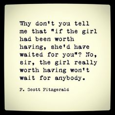 #fitzgerald #quote