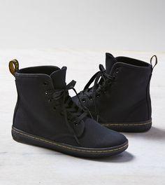 Black Dr. Marten Shoreditch Boot