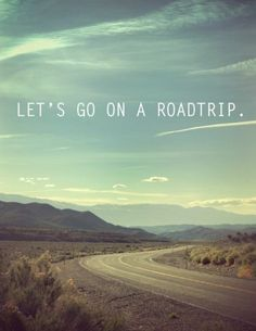 Roadtrip 2014, currently saving some money for it!