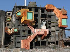Parasite Architecture