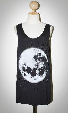 moon tee shirt
