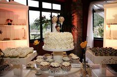Torre cupcakes - casamento