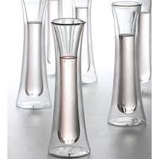 Beaker Champagne glasses by WellMadeProducts.