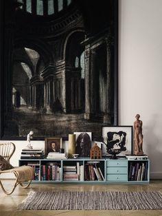 #Accent #interior Designing Insanely Cute Interior European Style Ideas
