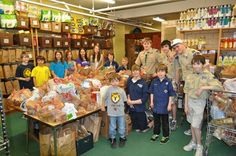 Congratulations to Girl Scouts from Delano who collected 2,180 pounds of food for our Feed the Need drive – that's 1,817 meals for Minnesota children in need.