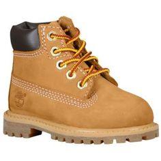 "Timberland 6"" Premium Waterproof Boot - Boys' Toddler - Wheat"