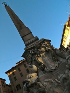 Egyptian Obelisk in Rome