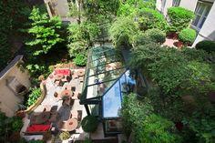 Terrasses @ Paris Bar de l'Hôtel de l'Abbaye  10, rue Cassette – 75006 Tél: 01 45 44 38 11
