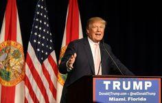 Ted Cruz Calls Out Washington Establishment for Supporting Trump