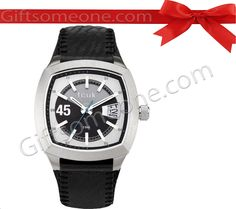 Rs.5,995.00 / $107.91 Shipping Charges Free Shipping To India(IND) Product Details  Brand: FCUK Model:    FC1079SS Dial Color:  Silver Dial Shape: Contemporary Strap Color: Black Strap Material: Leather Water Resistance: Yes Warranty: 2 Years International Warranty. http://www.giftsomeone.com/watch-men-fc-ft04/product_info.php/products_id/3546
