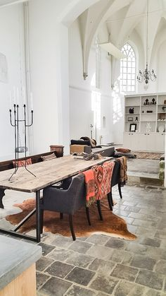 Guesthouse St. Michael #holiday #convertedchurch #Netherlands #Ravenstein #VisitBrabant