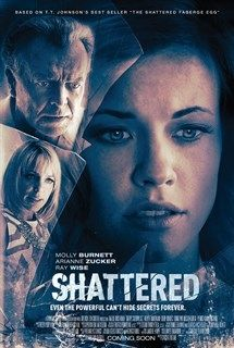 Shattered is a story based on true events about family betrayal, love lost, and a dark destructive secret that swirls around a high powered political family in the Deep South. Kate Stenson dreams of an enviable life as the quintessential Southern Belle. She marries Ken Burnett, the son of the town's powerful Mayor - a controlling father who will do anything to protect his position. Kate has two children with Ken - a biological daughter, and an adopted son, named Logan.