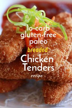 Cooking for one? This simple lo carb, gluten free, paleo chicken recipe is quick and easy, be it summer or a late night home from work. If cooking for more than one, then just double or triple and so on. Chicken tenders are simply smaller pieces of boned, skinned chickenRead More →