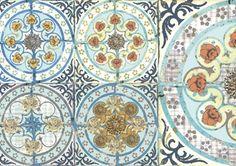 Louise Body Paper Tiles (Engelska Tapetmagasinet)