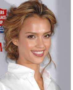 Best casual updos for summer soft updo updo and small flowers jessica alba knows how to rock any hairstyle so we gathered our favorite jess hairstyles that youll want to wear pmusecretfo Image collections