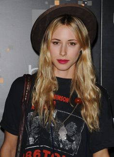 Gillian Zinser - slightly obsessed with her and her closet