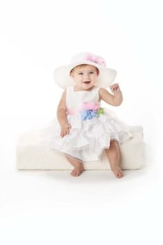 Mud Pie Baby-Girls Newborn Tiered Dress, Ivory, 0-6 Months Mud Pie,http://www.amazon.com/dp/B00B1TLHUQ/ref=cm_sw_r_pi_dp_3ihatb1FBY7HY8N2