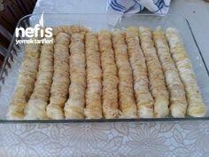 Burma Baklava (From Ready Baklava Pastry) , Baklava Recipe, Cheesecake Pie, Hot Dog Buns, Tart, Waffles, Cooking, Desserts, Recipes, Food